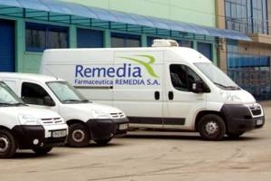 Distributie farmacii si spitale